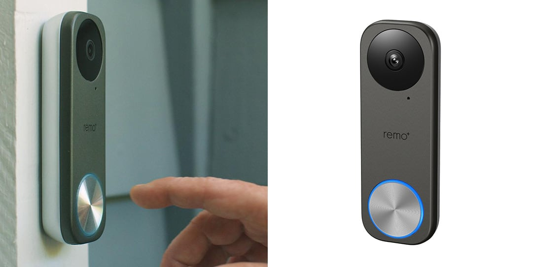 Remo+ launches new US$99 RemoBell S video doorbell