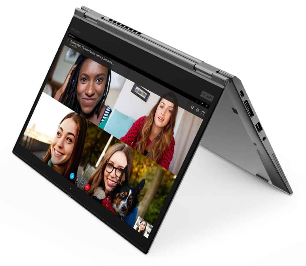 The Lenovo ThinkPad X390 Yoga