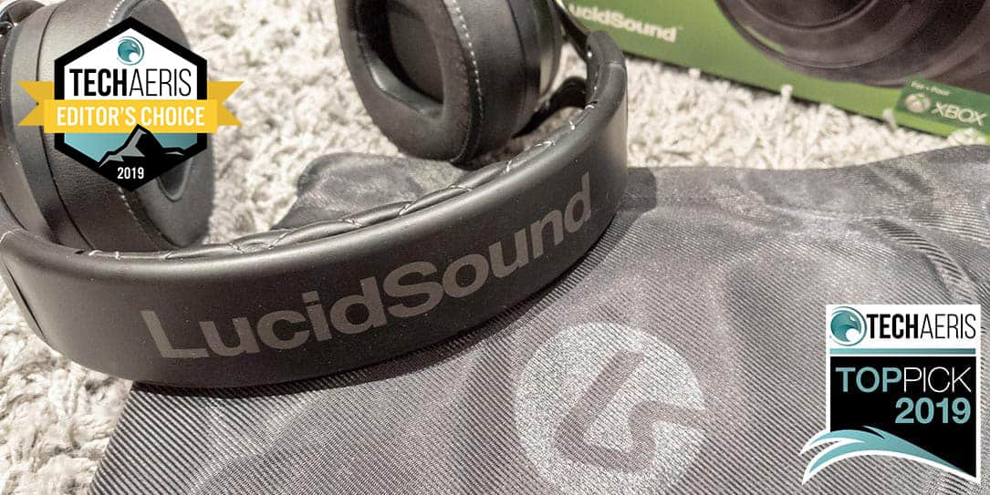LucidSound LS35X review: A fantastic, comfortable, wireless Xbox One headset