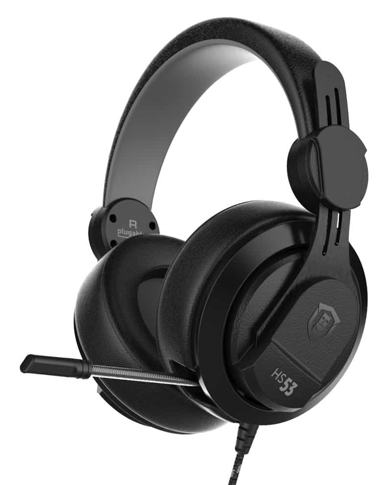 The Plugable Performance Onyx Gaming Headset
