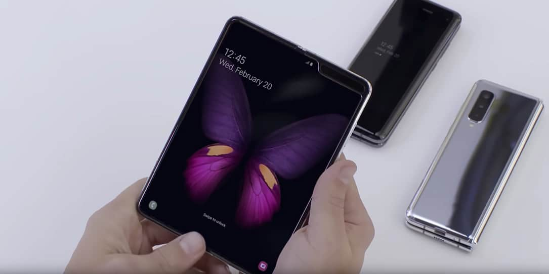 Business Insider is reporting that a crease down the center of the display starts to form after the device has been folded 10,000 times