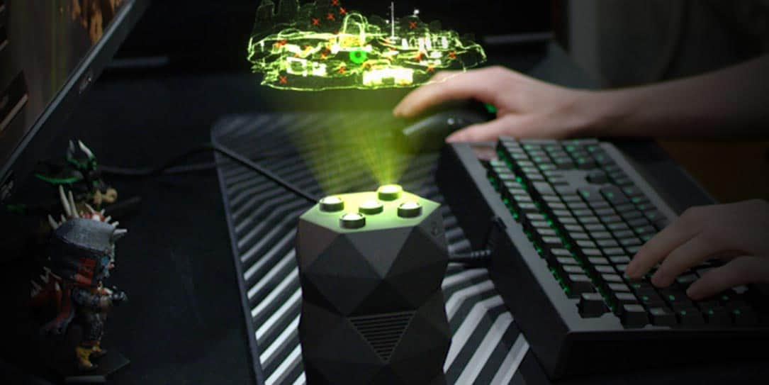 AI-powered-holographic-digital-assistant