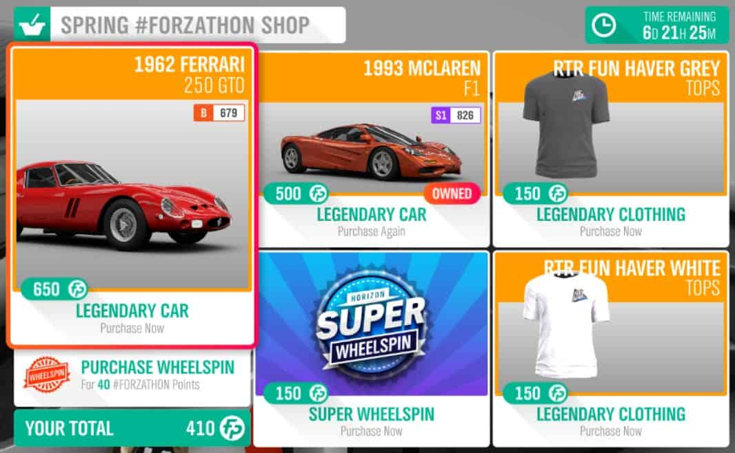 Forza-Horizon-4-Forzathon-April-4-Spring-Forzathon-Shop