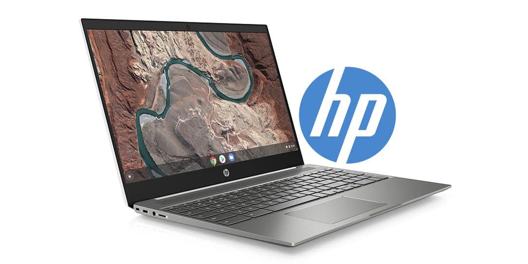 The HP Chromebook 15 is a slick looking Chromebook you can pick up