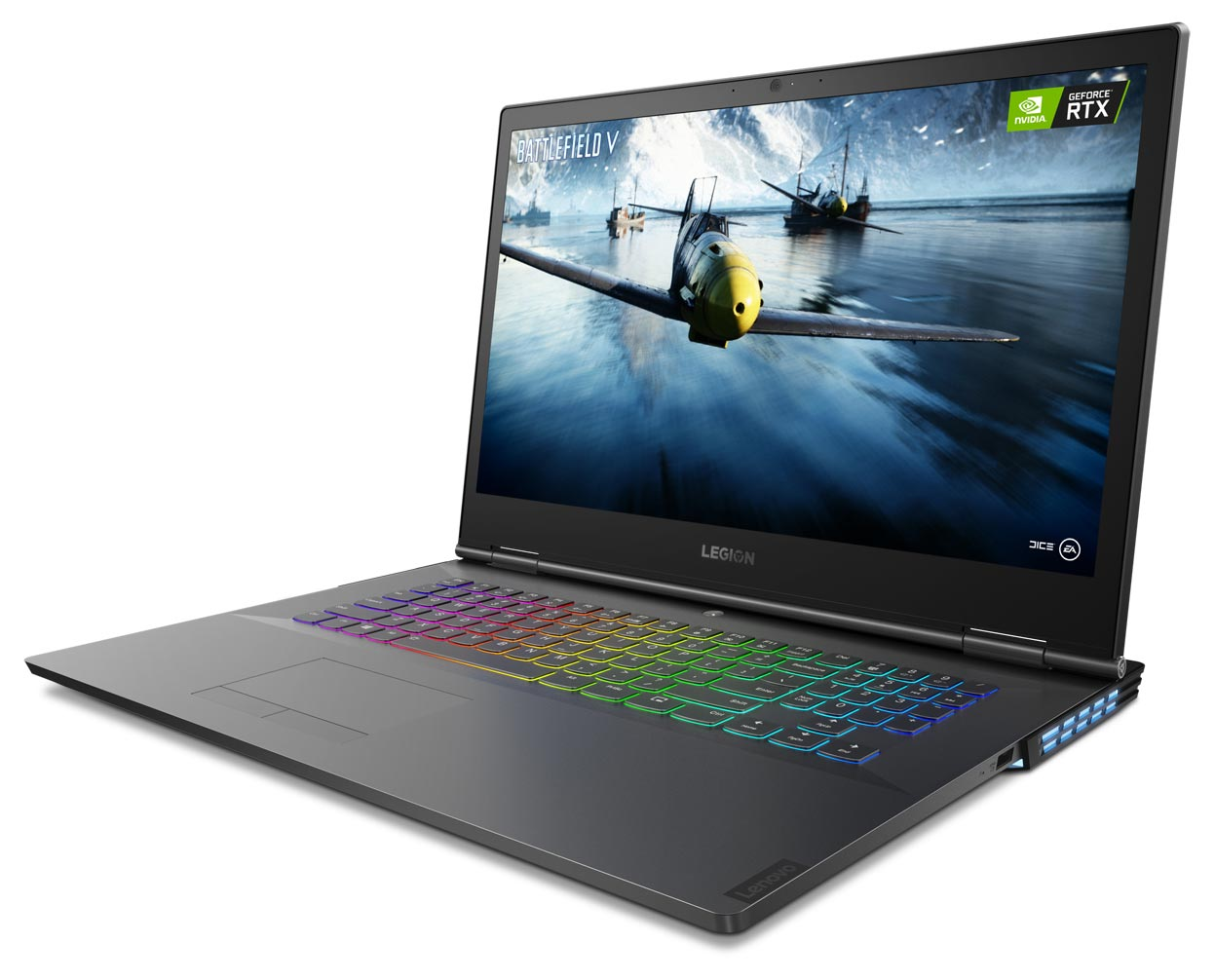 Lenovo Legion & IdeaPad gaming laptops get 9th Gen Intel