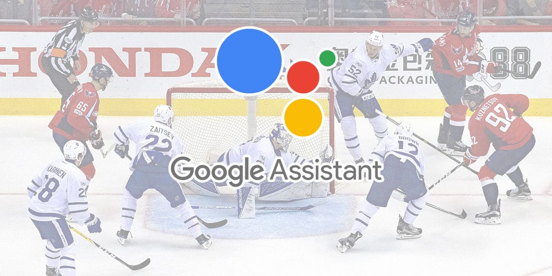 Up Your Nhl Playoffs Game With Google Assistant