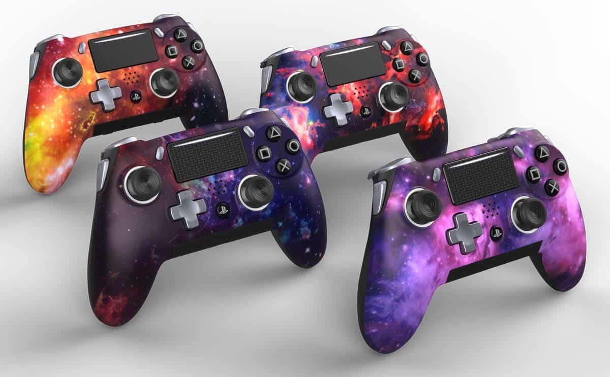 The SCUF Vantage is also available in four cosmic color schemes.