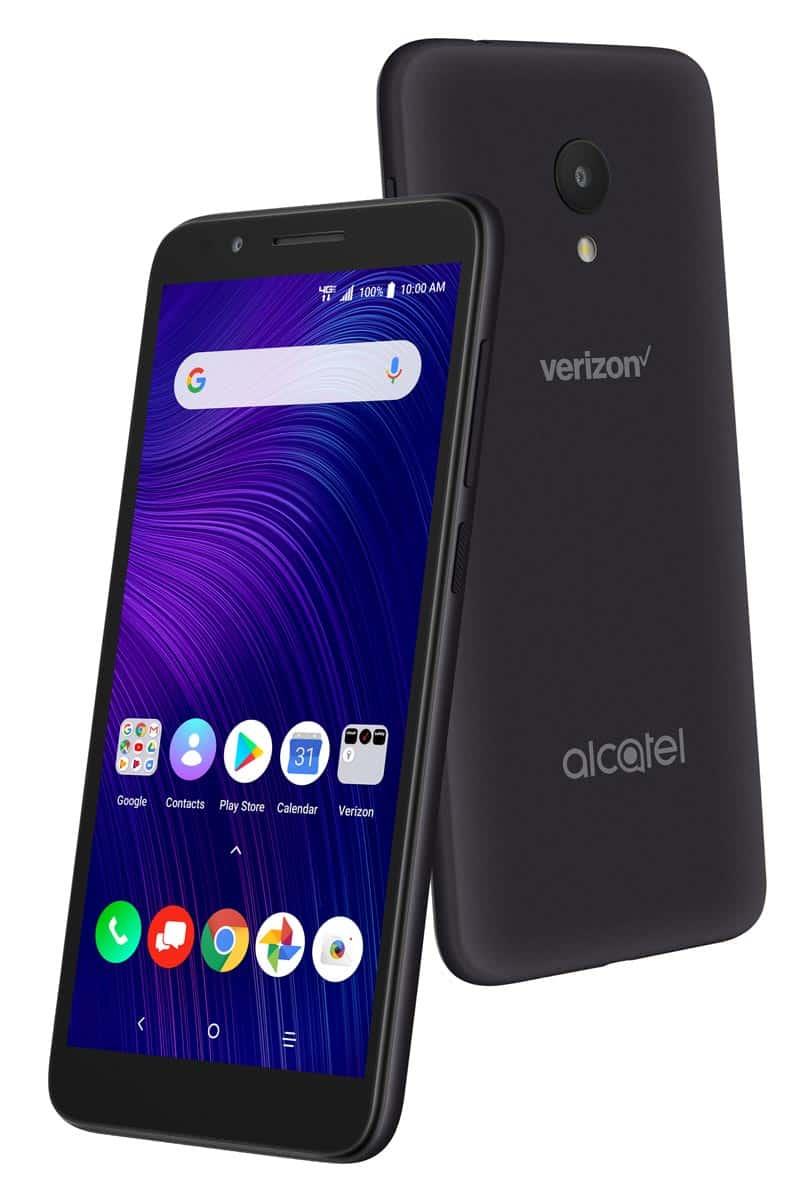 The Verizon Wireless Alcatel AVALON V.