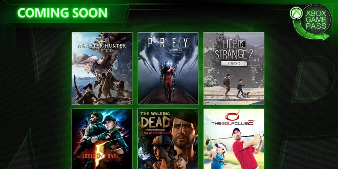 Xbox Game Pass April update: Big titles coming this month