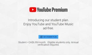 YouTube-Premium-student-plan