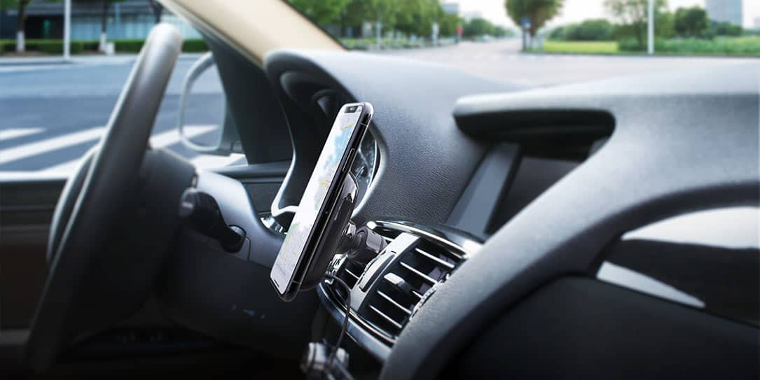 wireless dashboard mount