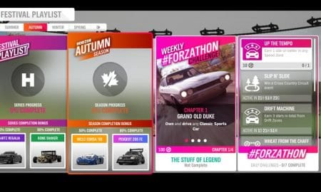 Forza Horizon 4 #Forzathon May 16-23 screenshot