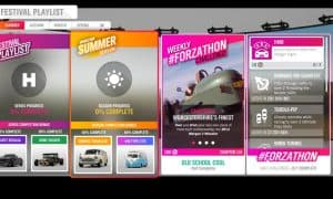 Forza Horizon 4 #Forzathon May 9-16th
