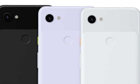 Google hardware production Google Pixel 3a smartphone family