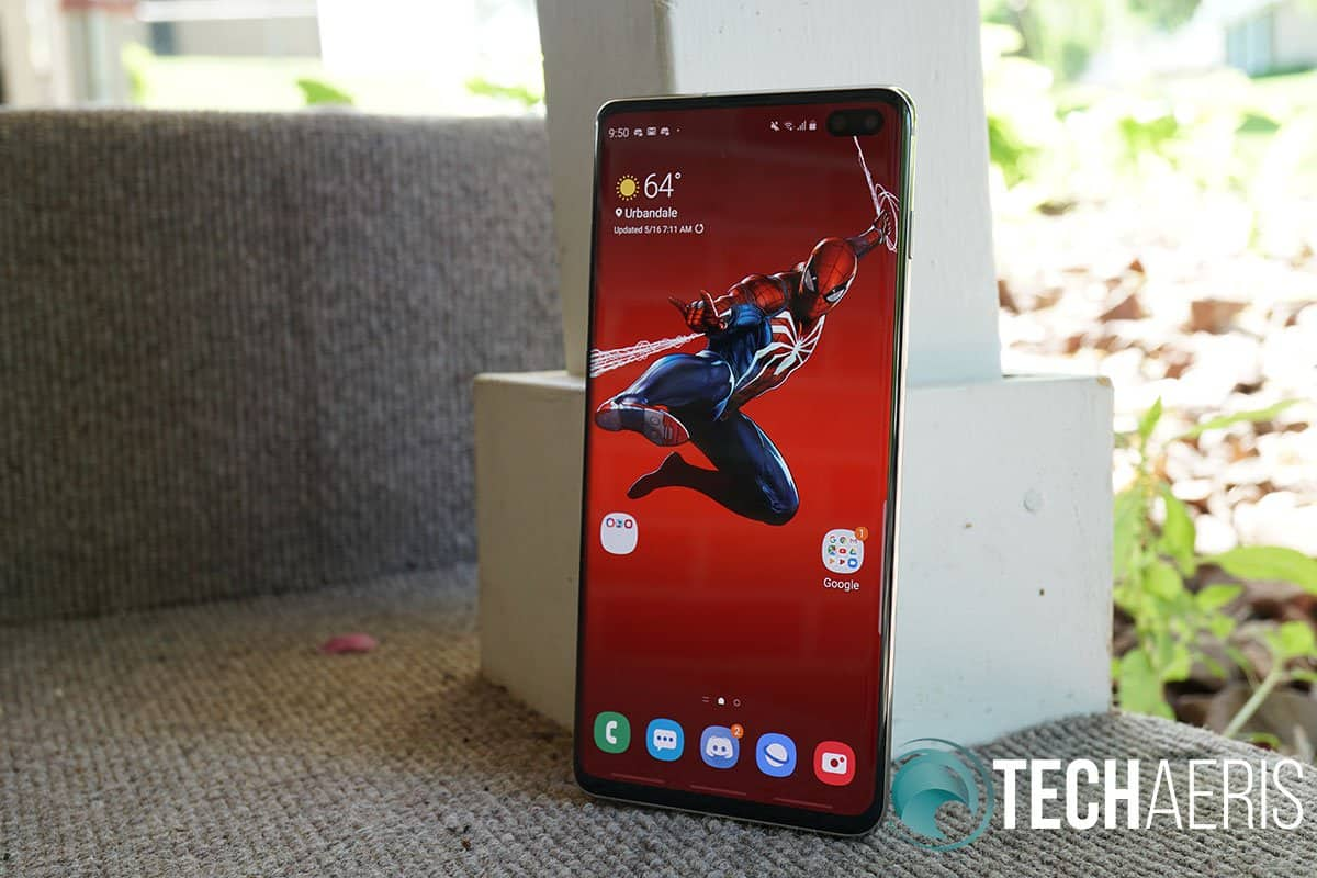 S10+ review
