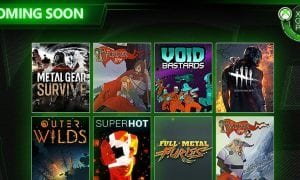Xbox Game Pass May games