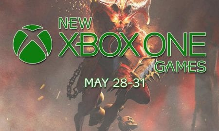 New Xbox Games May 28-31