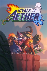 Rivals of Aether game cover