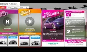 The Forza Horizon 4 #Forzathon June 6