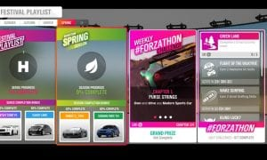 Forza Horizon 4 Spring #Forzathon June 27-July 4th