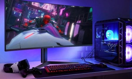 LG 38GL950G IPS gaming monitor