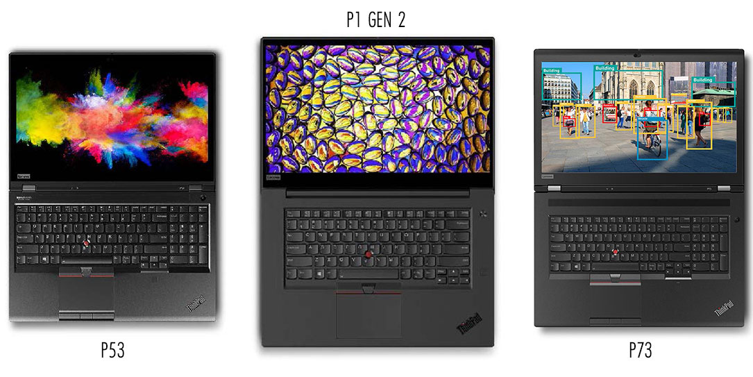 Lenovo announces new ThinkPad P Series portfolio