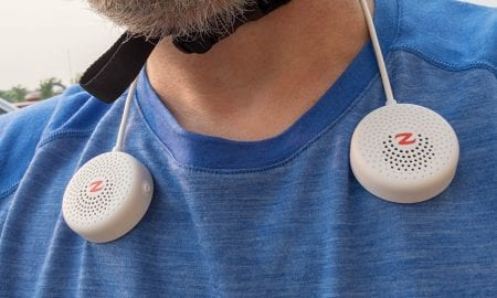 Zulu Audio Wearable Bluetooth Speakers