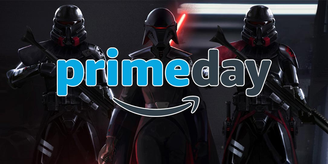 Amazon gaming Prime Day