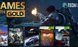 August 2019 Games with Gold Gears of War 4