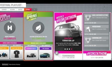 Forza Horizon 4 #Forzathon July 25-August 1