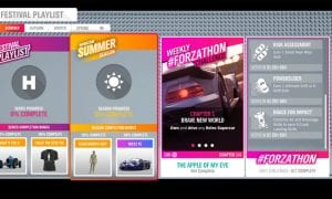 Forza Horizon 4 #Forzathon July 4-11