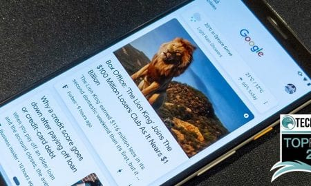 Google Pixel 3a XL Android smartphone