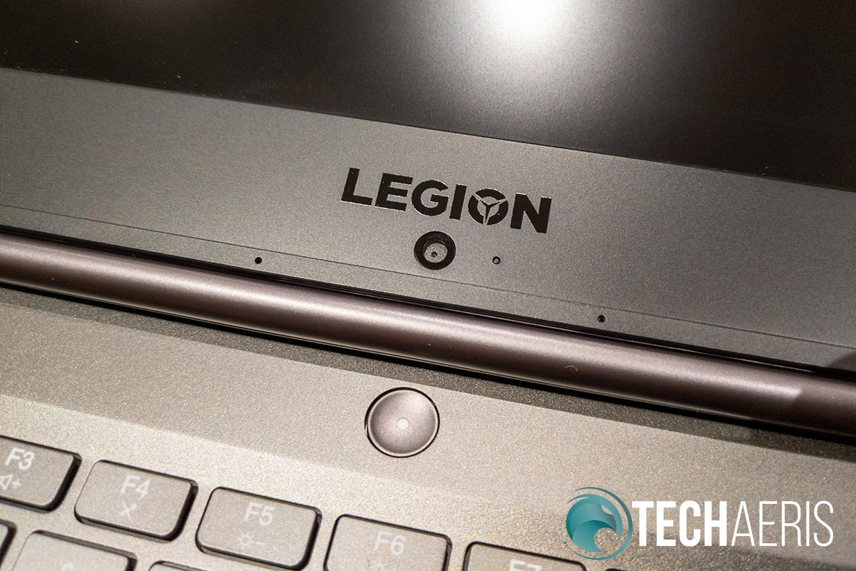 """The camera placement on the Lenovo Legion Y740 15"""" is unfortunate"""