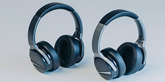 SHIVR 3D Wireless ANC headphones