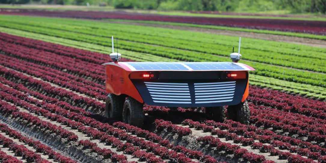 Agriculture robot way we eat