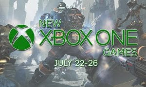 New Xbox Games July 22-26 featuring Wolfenstein: Youngblood