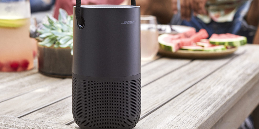 Bose Portable Home Speaker audio