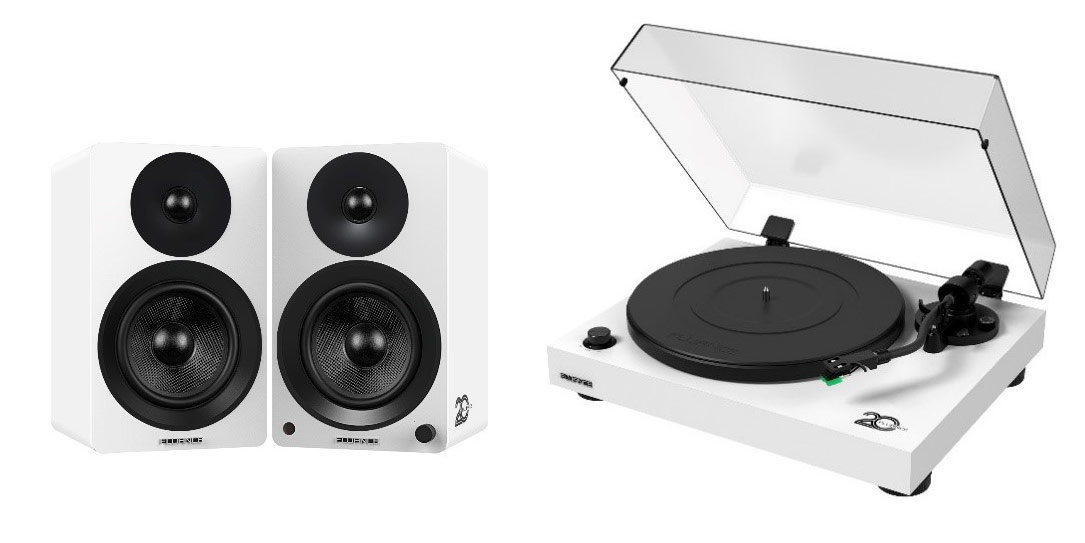 RT81 turntable and Ai40 speakers