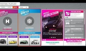 Forza Horizon 4 #Forzathon August 15-22