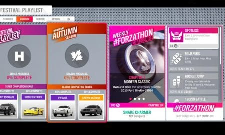 Forza Horizon 4 #Forzathon August 8-15