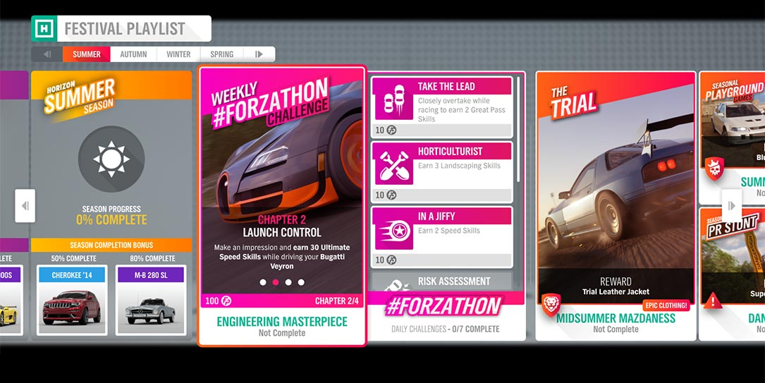 Forza Horizon 4 #Forzathon August 1-8th