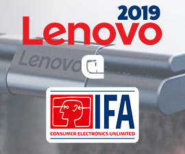 Coming soon Lenovo at IFA 2019