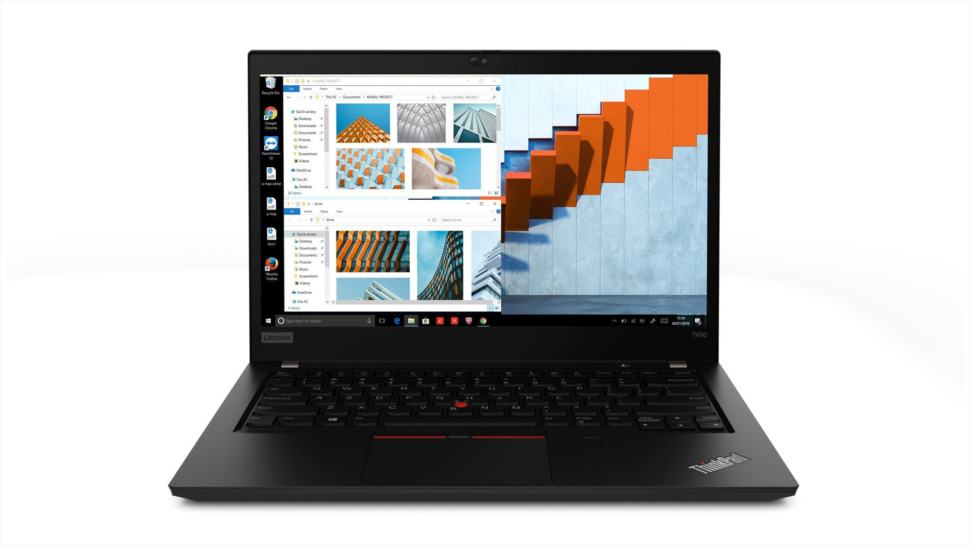 IFA 2019 Berlin ThinkPad Laptops