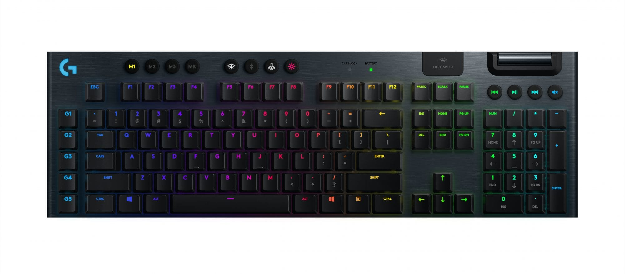G915 LIGHTSPEED Wireless Mechanical Gaming Keyboard