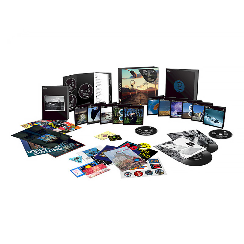 Box set The Later Years David Gilmour Pink Floyd