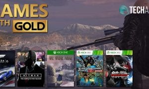 Xbox Games with Gold September 2019