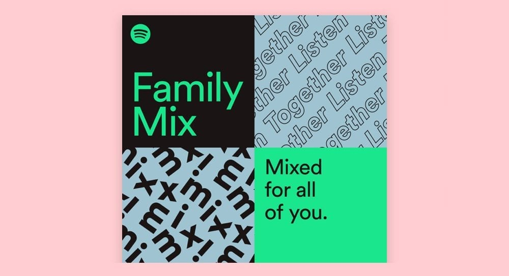 Spotify Explicit Content Filter Family Mix