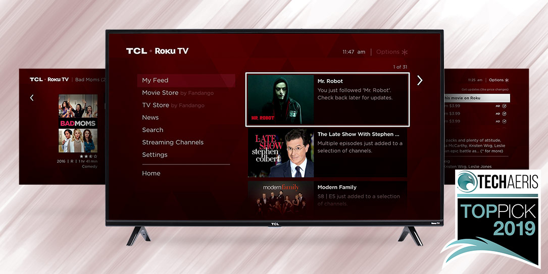 TCL 55S425 4K UHD HDR TV review: 4K HDR with Roku built-in for just over  $300