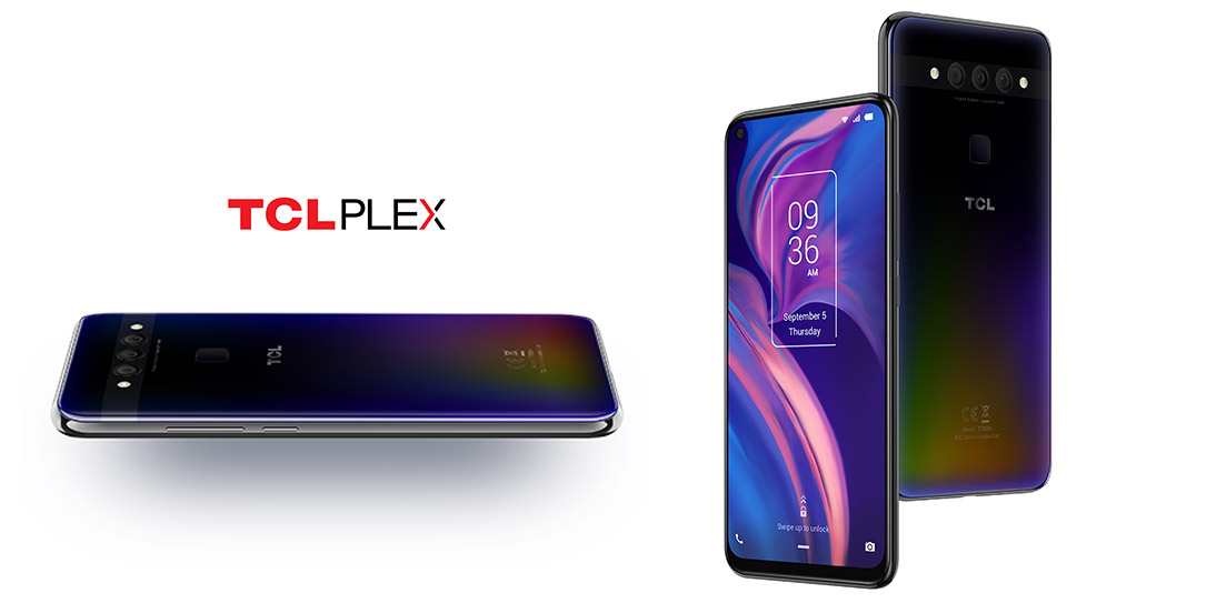 IFA 2019] This is the new TCL PLEX smartphone