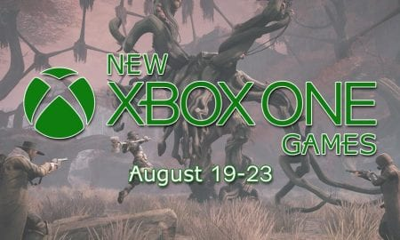 New Xbox Games August 19-23